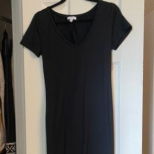 Keith Fitted Midi Dress